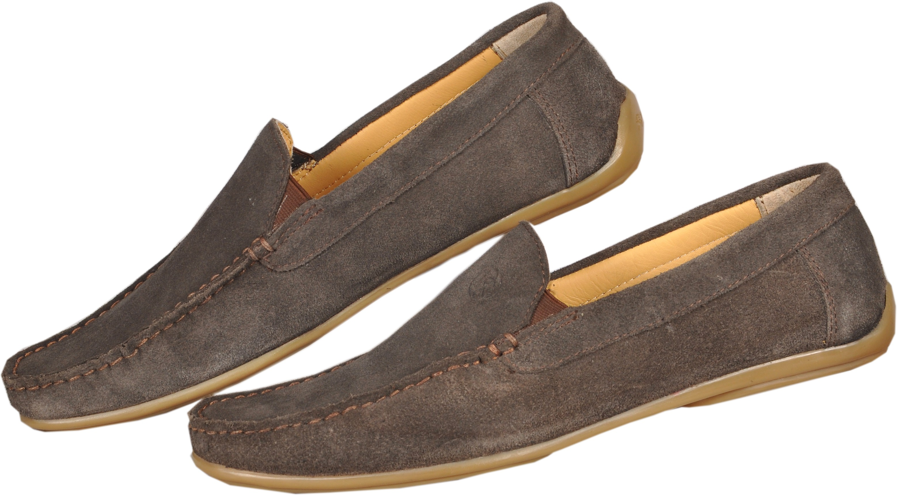 Erre Otto Mocc Loafers(Brown)
