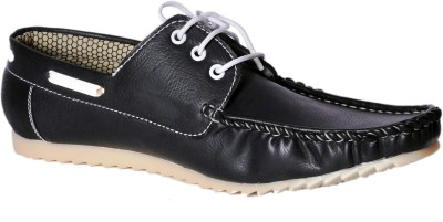 Alwin Synthetic Leather Casual Shoes