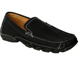 StyleToss Casual Loafers (Black)