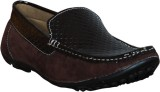 Glaze Loafers (Brown)
