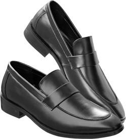 Moladz AURELIO FORMAL SLIP ON BLACK Slip On