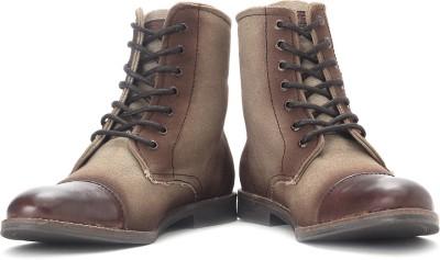 GAS Tide Men Boots(Brown)