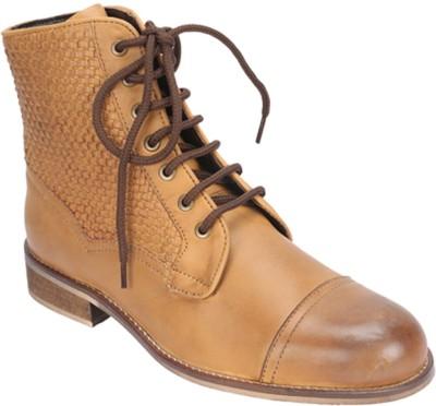 ESTD. 1977 5136_TAN Boots