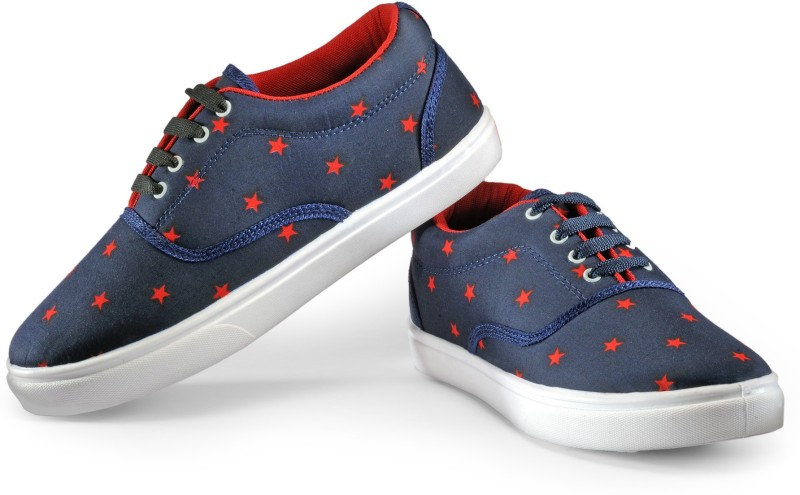 Corpus Funky SneakersBlue Red