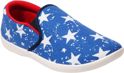 Superhuman 3 Sh Star Red Casuals Shoes