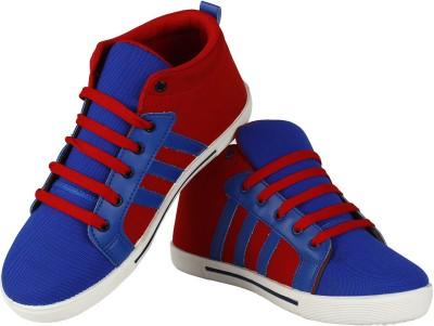 Earton Blue-171 Casual Shoes