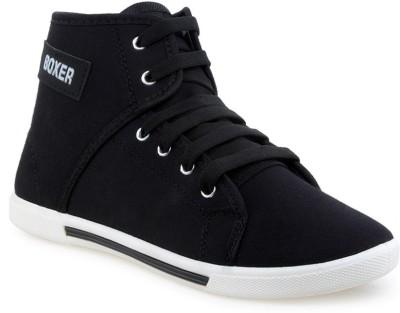 Cox Swain Black_Boxer Casual Shoes