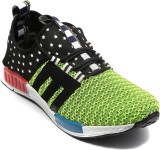Ziesha Training & Gym Shoes (Green, Blac...