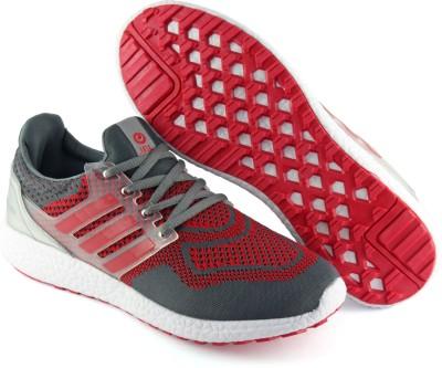 DeVEE Jinbeile Runnin Grey Running Shoes