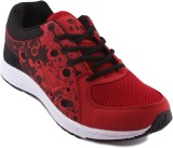 ESS Running Shoes (Red, Black)