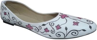Foot Gossip Floral Touch Bellies