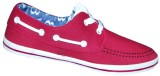 F22 Red Lace For Men Casual Shoes (Red)
