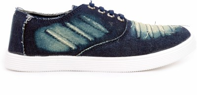 Allenson Jambo Gives Look Canvas Shoes