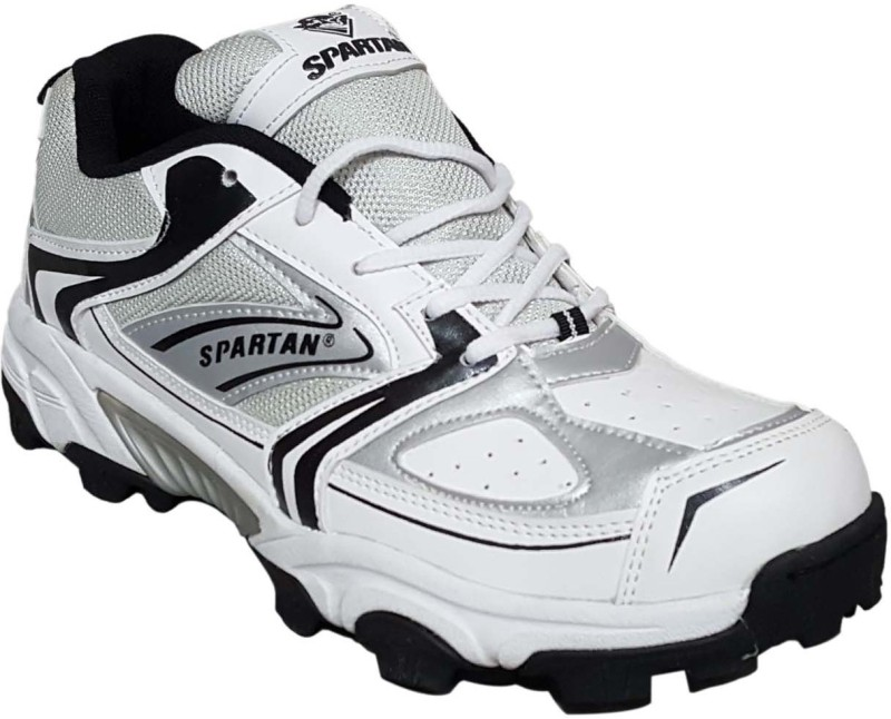 Sports Spartan Extreme CS 764 Cricket ShoesWhite