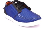 TRY IT EXCLUSIVE Canvas Shoes (Blue)
