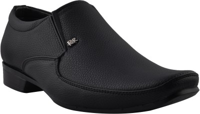 Real Blue Aa012 Slip On Shoes