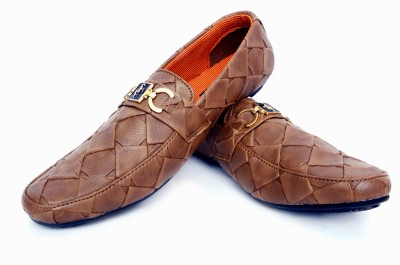 Buenos Tan Classy Loafers