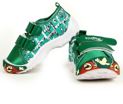 Liberty Cozy-02-Green Casual Shoes