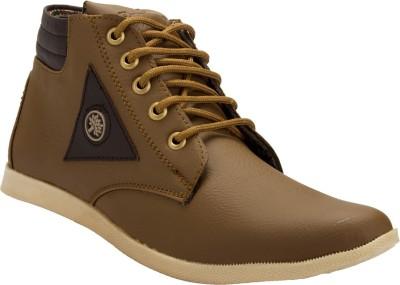Hansfootnfit Hms119brown Boots