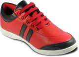 Donner Casual Shoes (Red)