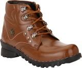 K D Perfect Footwear Boots (Beige)