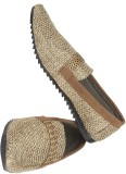 Canadian Icon Loafers (Gold)