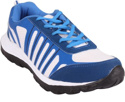 Jabra 7002 Blue & White Running Shoes