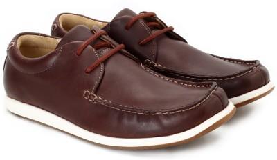 Clarks Newton Energy Dark Brown Sneakers