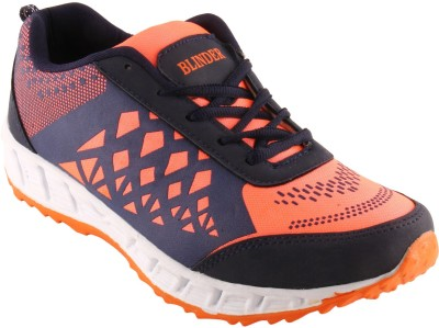 Blinder Men,s CR-001-ORG-N.BLUE Running Shoes