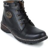 Footrest Boots (Black)