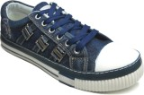 Fast Trax 5715blue Canvas Shoes (Blue)