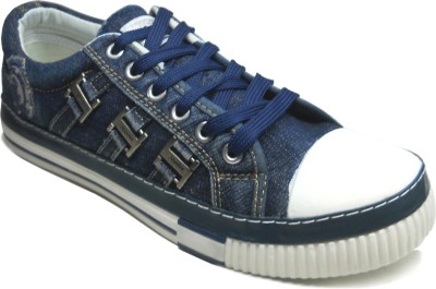 Fast Trax 5715blue Canvas Shoes