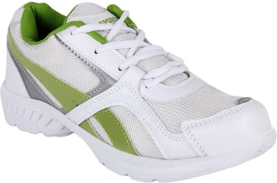 Air S5001whiteGreen Running Shoes