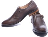 Burkley Inkfruit Formal Slip On (Brown)
