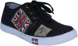 Hexride Canvas Shoes (Black)