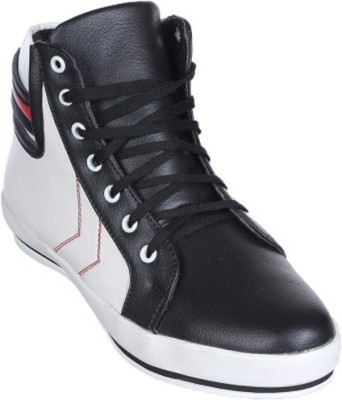Flute High Ankle Sneakers