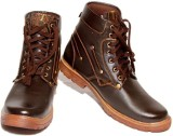 Fashion Victory Boots (Brown)