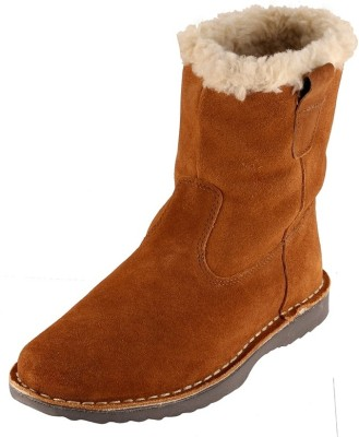Urban Country Boots(Tan)