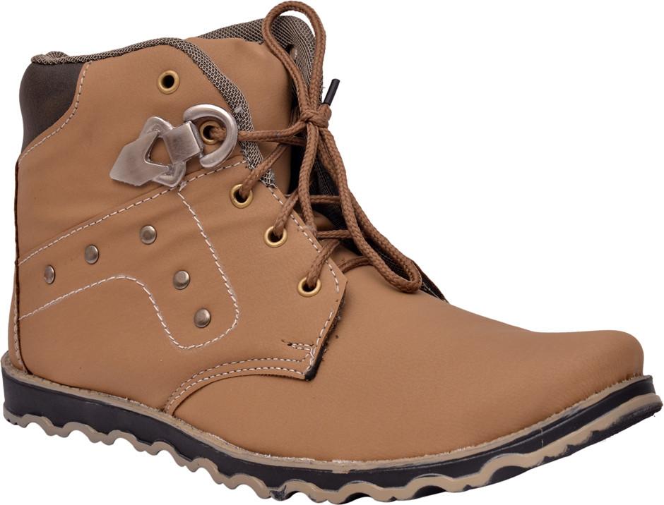 Prolific JackBoot Nubuck Boots(Tan)