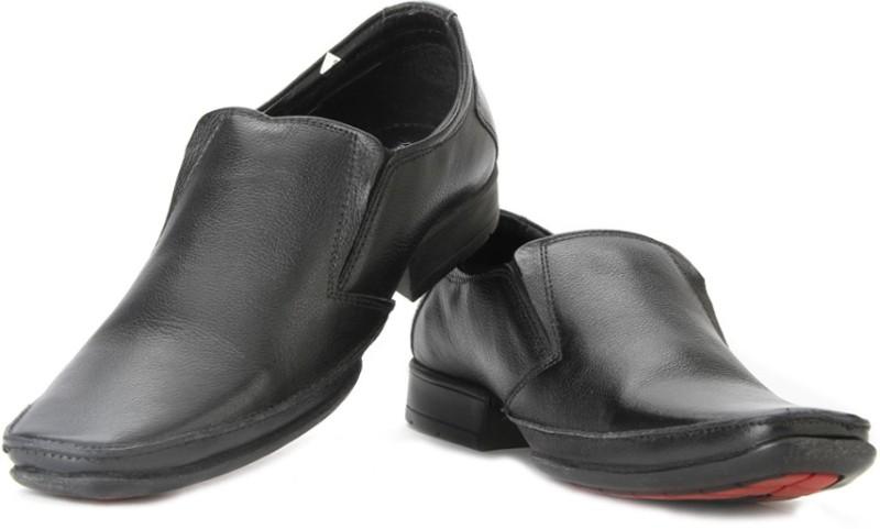 Lee Cooper Men Slip On ShoesBlac...