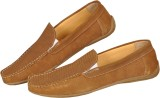 Erre Otto Mocc Loafers (Tan)