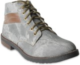 Donner Gray Boots (Grey)