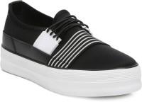 TEN Casual Casual Shoes Casuals(Black)