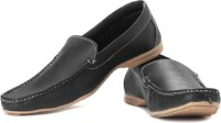 True Soles Loafers(Black)