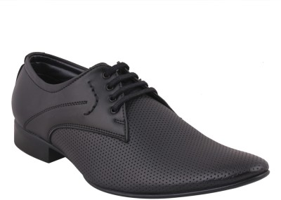 Maly M-18-BLACK Lace Up