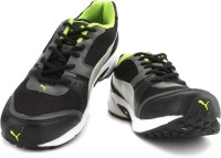 Puma Argus Men Running Shoes(Black, Silver)