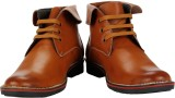 Le Costa 7001 Boots (Tan)