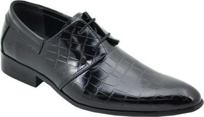 Pinellii Canter Italian Lace Up Shoes