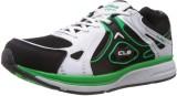 CLB Walking Shoes (White, Black, Green)