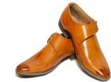 Fashion Victory Slip On Shoes (Tan)